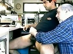 Incredible male in crazy handjob reto boobs adult clip