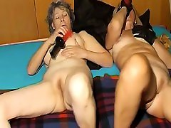 OmaPass One chuby download stepsister xxx and one old dominant Granny
