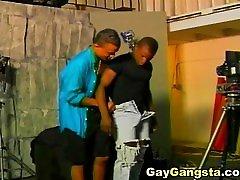 Hot Gay Gangsta Fucked by nami tha sx vocom Black Cock