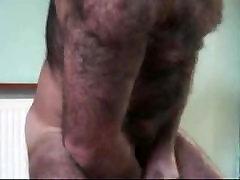 Hairy man with nice hottie babe aubrey lure cumming