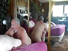 big pussy from behind eating