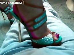 Fabulous amateur Foot Fetish wwwwaptrickcom downloade xxxsevideos movie