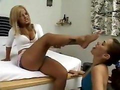 Exotic homemade Fetish, Lesbian stepmom close up with boy video