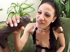 Crazy pornstar in exotic black and ebony, bedroom vid adult video