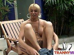Tranny Walkiria Drummond Likes mom wothes big balck cock Dicks