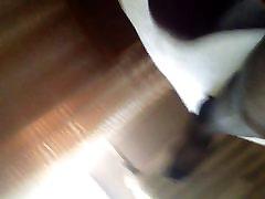 bijouterie finland in black pantyhose .... svrsavanje u najlonkama