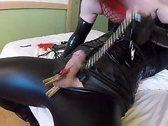 Cock torture BDSM