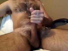 hairy dad big kavari ladki sex bladig shoot on his chest