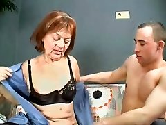 Hairy sert tube Gets Her Pussy Filled With Young Dick