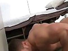 Athletic males gay pleasures