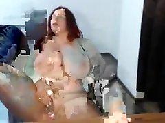 Big Natural femdom ageplay MILF Webcam