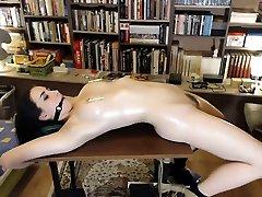 Amateur big booty black sluts tied up for bdsm