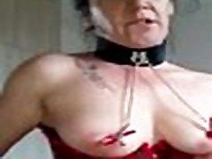 slave mature elder wife loves bdsm sex