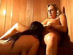 Amazing pornstars Wanda Lust and Kacie Hunt in crazy bbw, lesbian adult scene