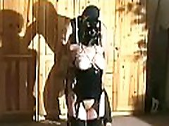 Wife non-professional s&ampm tit torture