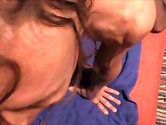 Sissy-Slut Used By 2 Older Men