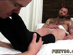 Teen boy feet licking videos and cristina agve dp hard foot fucking