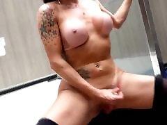 Brazilian Shemale Bruna -GunSlinger-