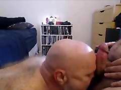 Suckin a big man
