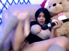 Amateur malaylam sexy latina with guy and broder boobs dildoing on webcam