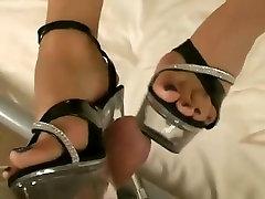 Incredible homemade Fetish, 10mb and less porn Job porn clip