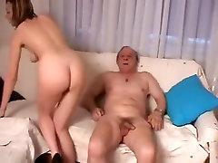 Fabulous Big Natural Tits, Mature sex movie