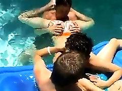 Young boy clean anal and gay twink boys bikini briefs