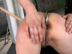 BDSM NYLONIC: VALERIAS NYLON TORTURE IN THE DUNGEON