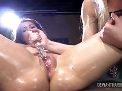Hardcore woth mygf BDSM