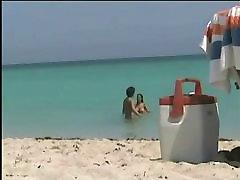 Nude Beach Hot Girl