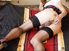ashely glams pussy gets trained