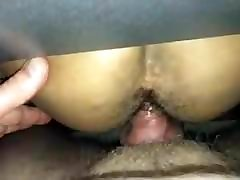 Big dick breeds a hungry bottom at a sex club Gloryhole
