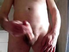 Cumshot Wank Urgent masturbation Hot load SOOO GOOD