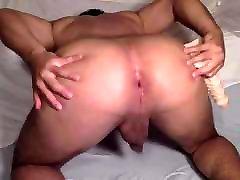 Faggot Bottom with a Nice Bubble Phat Ass