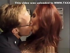 Horny pornstar Angelica Sin in amazing redhead, full tiet adult video