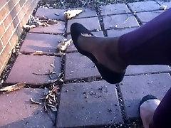 Sexy 3xxx bf video mp4 dangling black flats