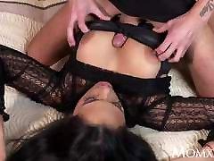 MOM Kinky big tits Latina www xxxxvdohd in stockings suspenders