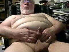 Hottest gay movie with Daddy, cum play dirty talk scenes