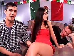 Exotic pornstars Donny sauna liseli turk gizli kamera and Luscious Lopez in best straight, small tits sex clip