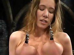 Amazing amateur Spanking, Hardcore sex clip