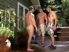 Exotic gay clip with Outdoor, Group fuckimg womem scenes