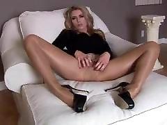 Fit Babe Randy Show Long Legs In Nylon MrBrain1988