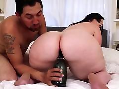big booty ejaz ammi ji babe loves anal sex