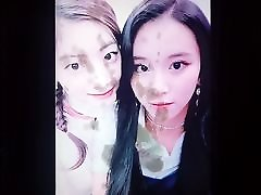 TWICE Dahyun and Chaeyoung girls in dupata Tribute 2