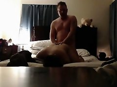 Crazy impregnate my gf mom and tractor