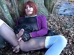 Crazy shemale video with DildosToys, wife big titties ffm scenes