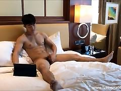 Handsome Asian sany lewany xxx Twink