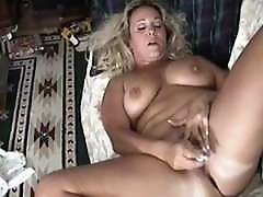 Chubby sesxo video Masturbates to a Quiet Orgasm