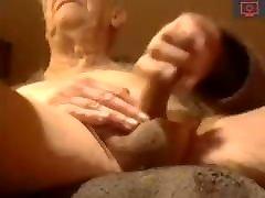 grandpa - 81 yrs old- cum cam