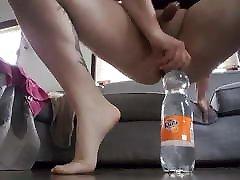 Large Insertions 4, 1.5l Fanta bottle